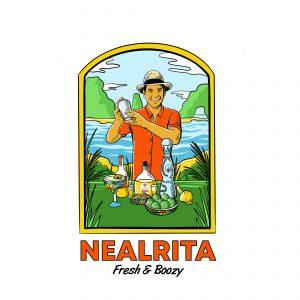 Nealrita2 Logo (Backer)